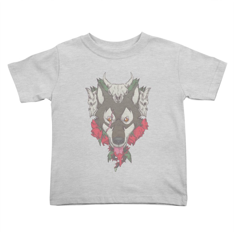 Imperfect Balance Kids Toddler T-Shirt by maus ventura's Artist Shop