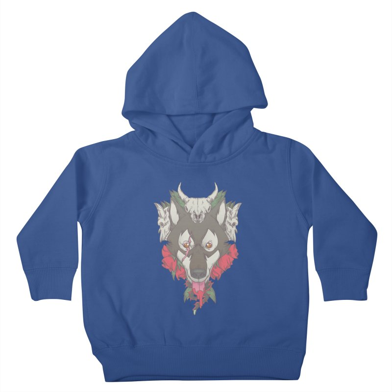 Imperfect Balance Kids Toddler Pullover Hoody by maus ventura's Artist Shop