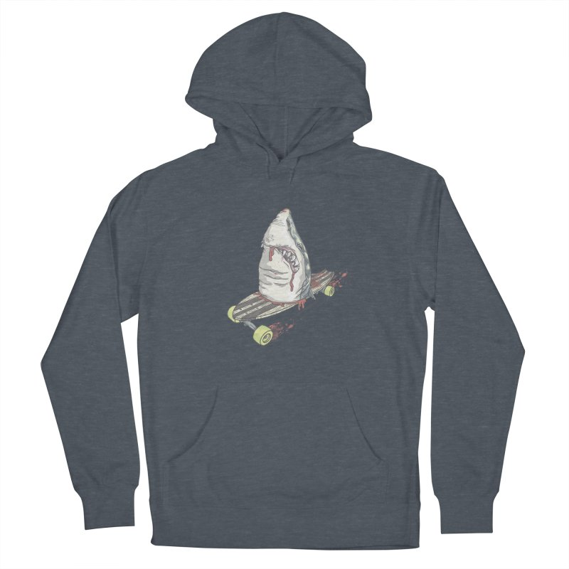 Killing Time Men's French Terry Pullover Hoody by maus ventura's Artist Shop