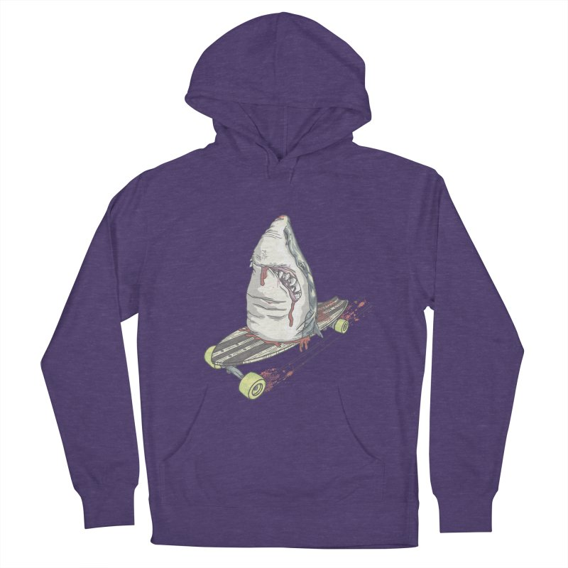 Killing Time Women's Pullover Hoody by maus ventura's Artist Shop