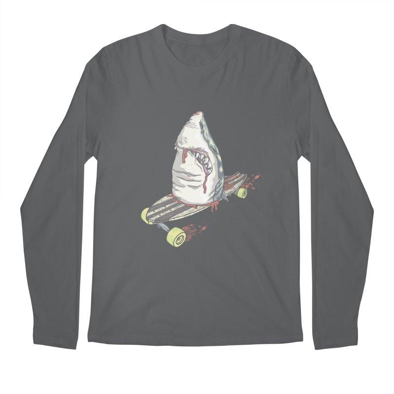 Killing Time Men's Longsleeve T-Shirt by maus ventura's Artist Shop