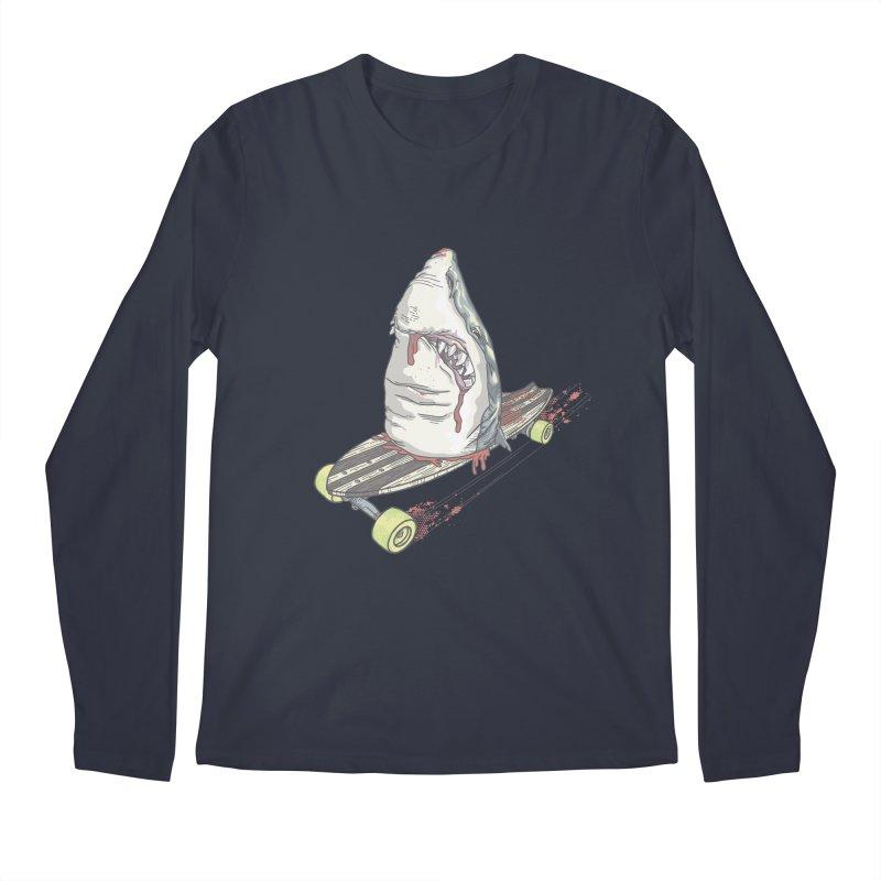 Killing Time Men's Regular Longsleeve T-Shirt by maus ventura's Artist Shop