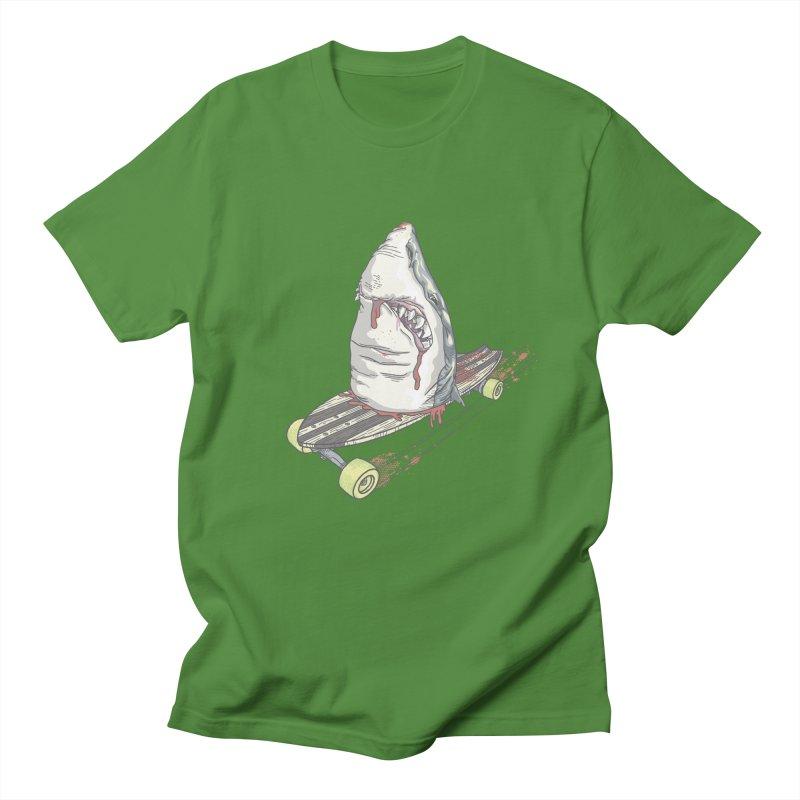 Killing Time Men's T-shirt by maus ventura's Artist Shop