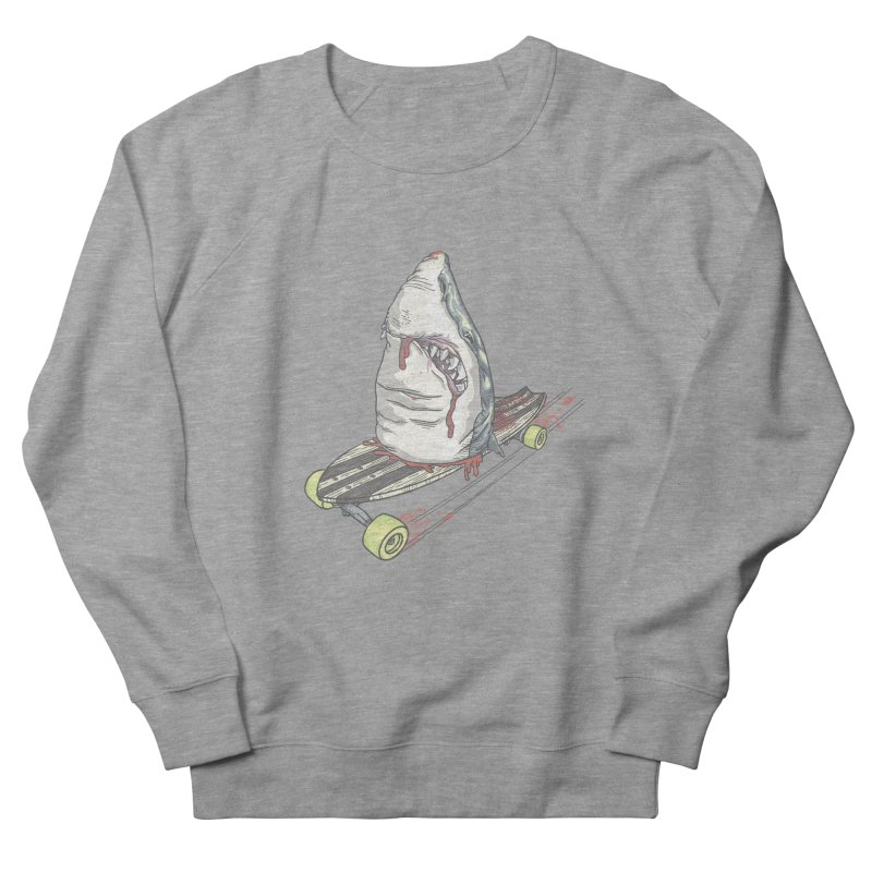 Killing Time Men's Sweatshirt by maus ventura's Artist Shop
