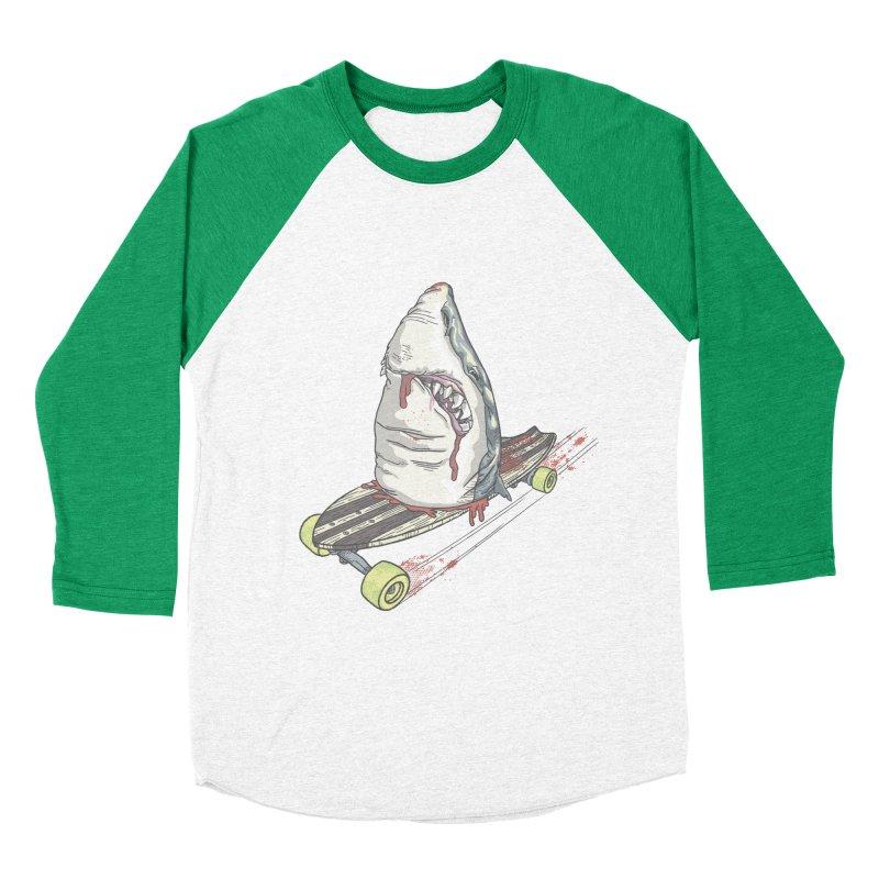 Killing Time Women's Baseball Triblend T-Shirt by maus ventura's Artist Shop