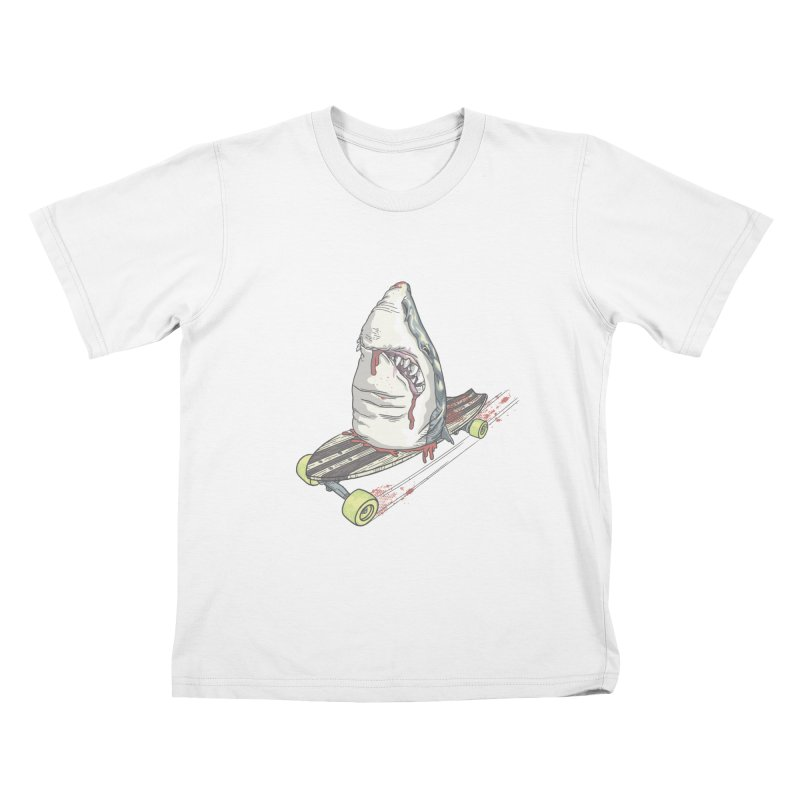 Killing Time Kids T-Shirt by maus ventura's Artist Shop