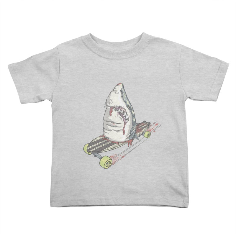 Killing Time Kids Toddler T-Shirt by maus ventura's Artist Shop