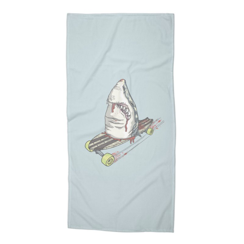 Killing Time Accessories Beach Towel by maus ventura's Artist Shop