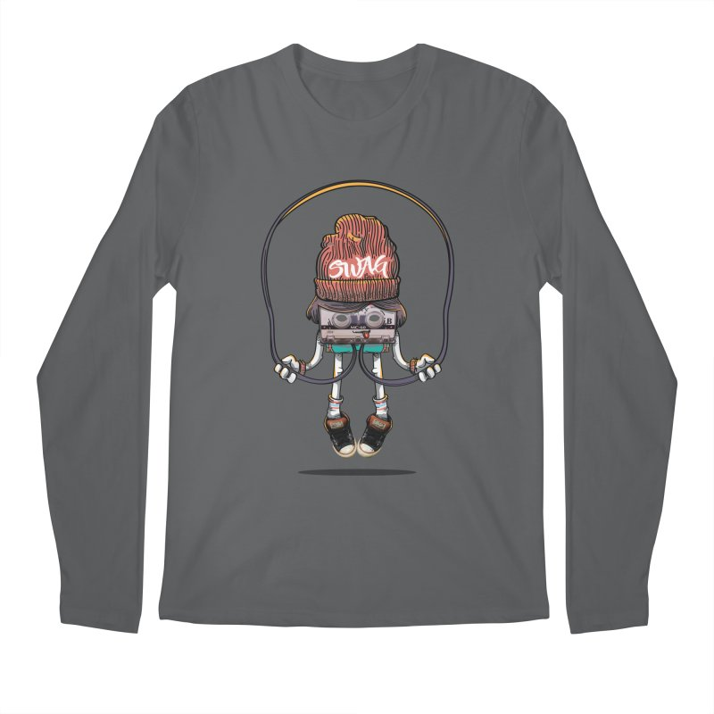 Swag Men's Regular Longsleeve T-Shirt by maus ventura's Artist Shop