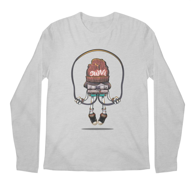Swag Men's Regular Longsleeve T-Shirt by maus ventura's Artist Shop