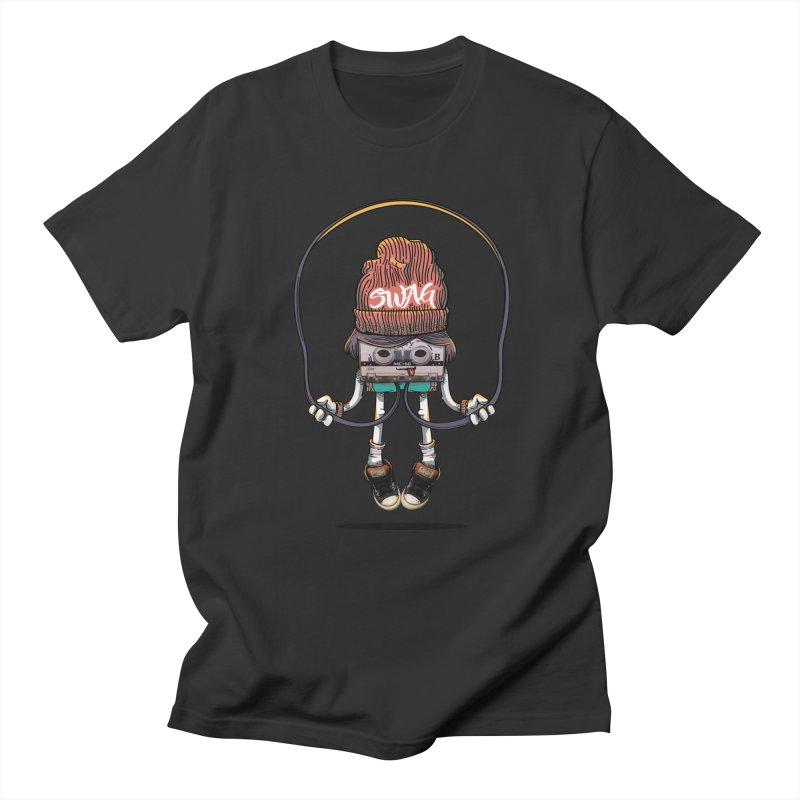 Swag Men's Regular T-Shirt by maus ventura's Artist Shop