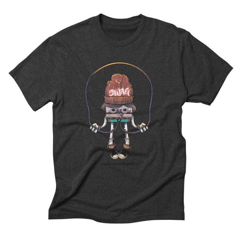 Swag Men's Triblend T-Shirt by maus ventura's Artist Shop