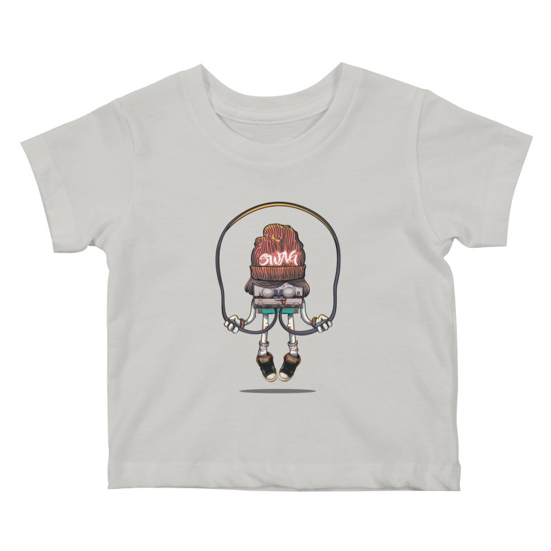 Swag Kids Baby T-Shirt by maus ventura's Artist Shop