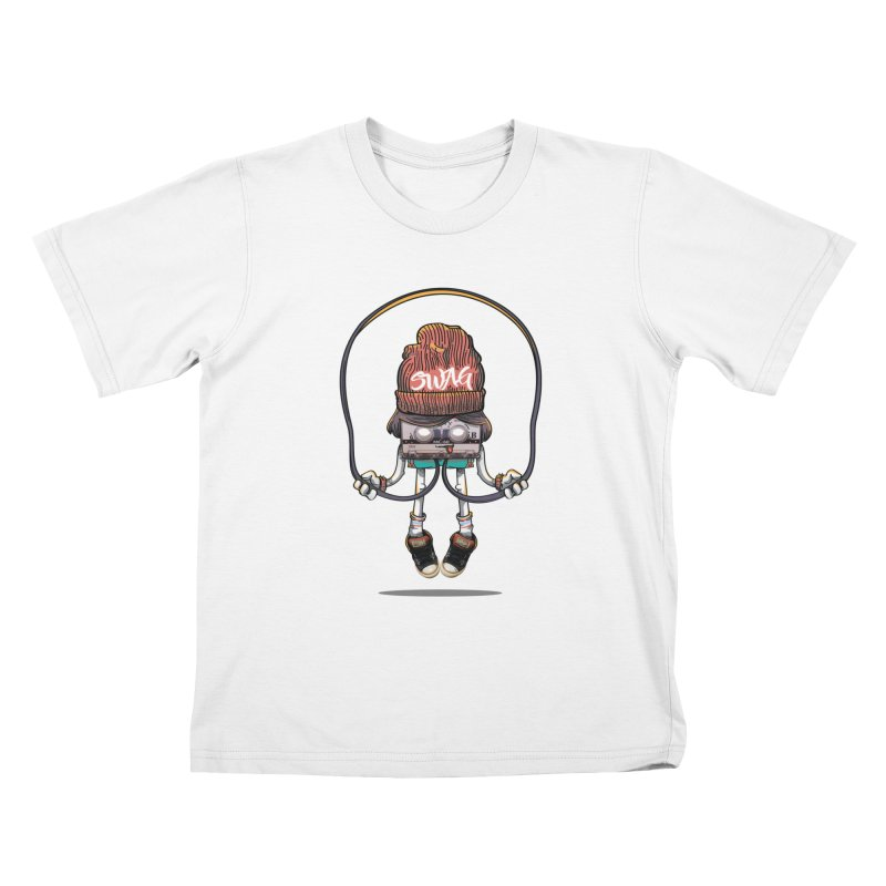 Swag Kids T-shirt by maus ventura's Artist Shop