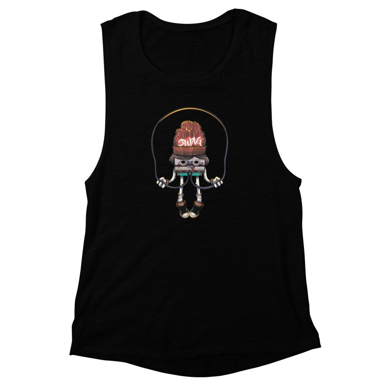 Swag Women's Muscle Tank by maus ventura's Artist Shop