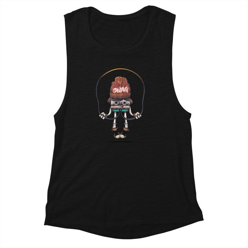 Swag Women's Muscle Tank by maus ventura's Artist Shop