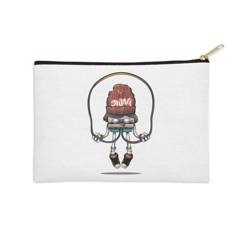 Swag Accessories Zip Pouch by maus ventura's Artist Shop