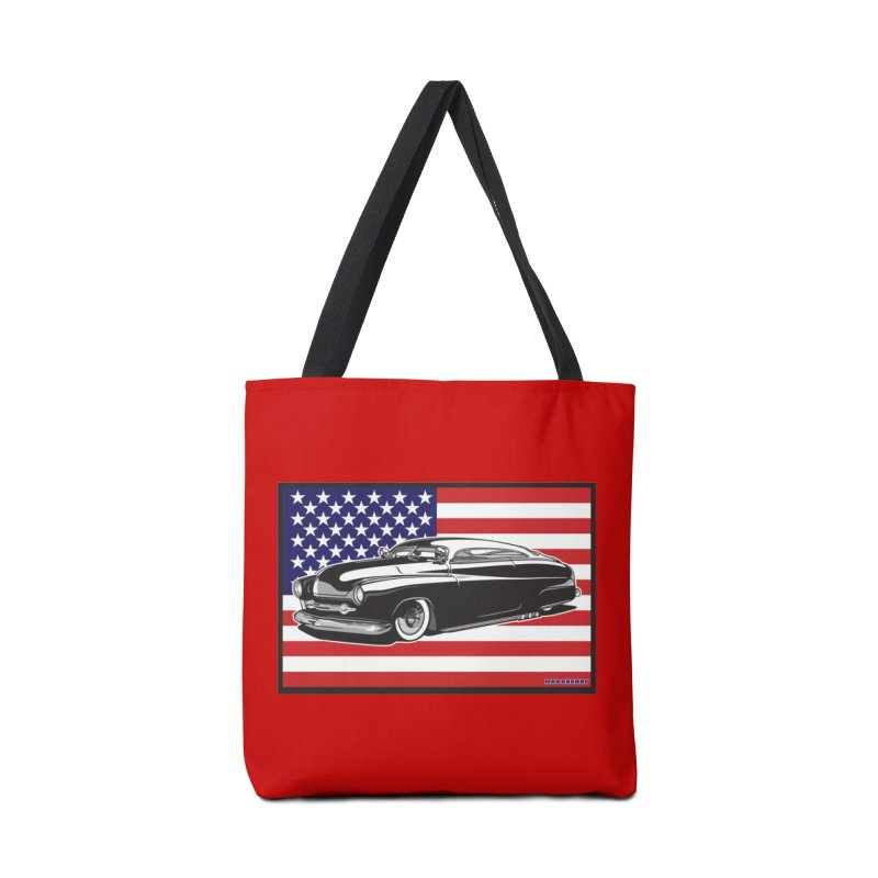 AMERICAN ORIGINAL Accessories Bag by Max Grundy Design's Artist Shop