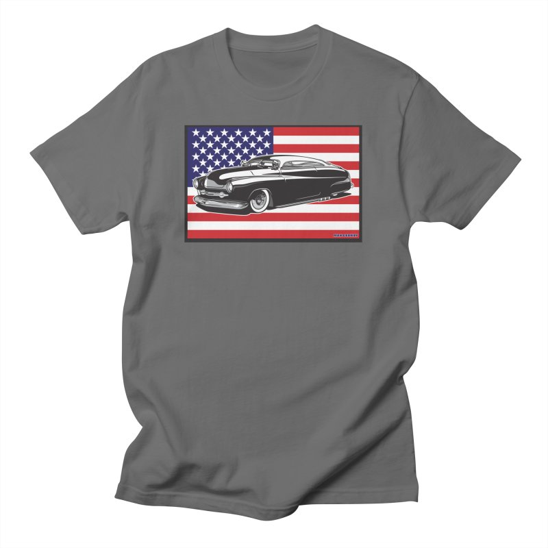 AMERICAN ORIGINAL Men's T-Shirt by Max Grundy Design's Artist Shop
