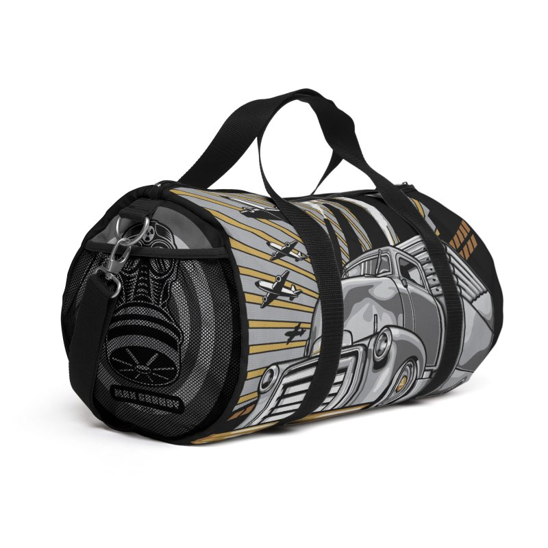 WAR PAINT Accessories Bag by Max Grundy Design's Artist Shop