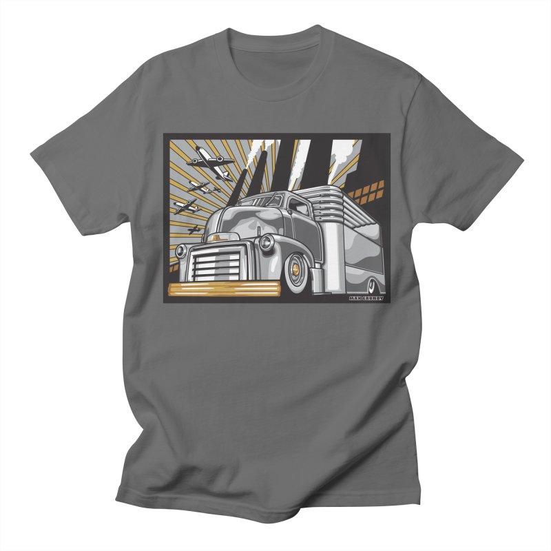 WAR PAINT Men's T-Shirt by Max Grundy Design's Artist Shop