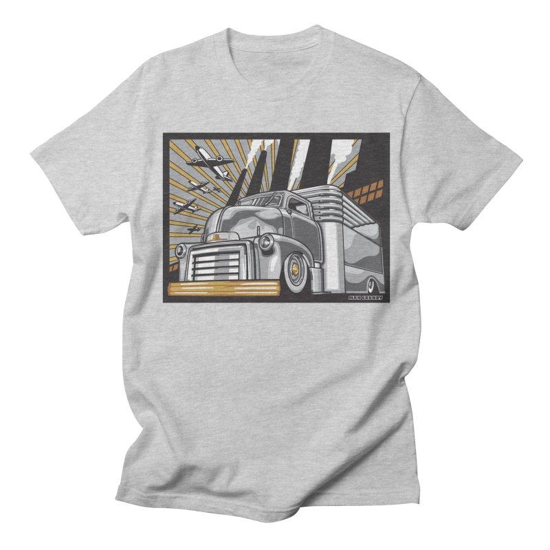WAR PAINT Men's Regular T-Shirt by Max Grundy Design's Artist Shop