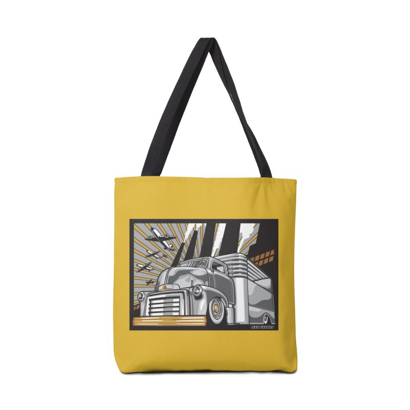 WAR PAINT Accessories Tote Bag Bag by Max Grundy Design's Artist Shop