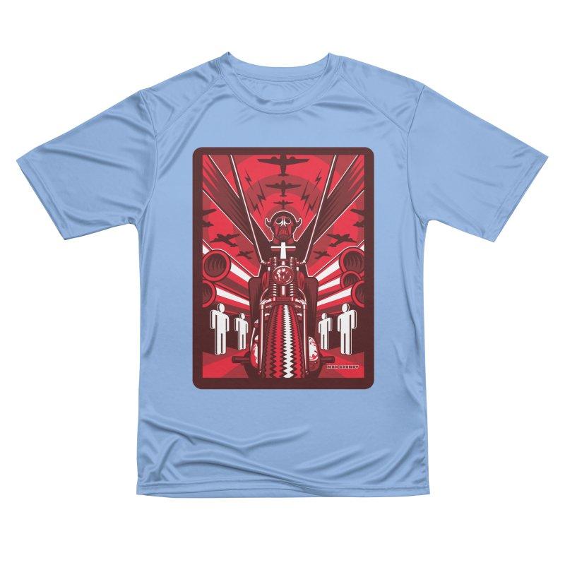 HORSEMAN OF THE APOCALYPSE Men's Performance T-Shirt by Max Grundy Design's Artist Shop