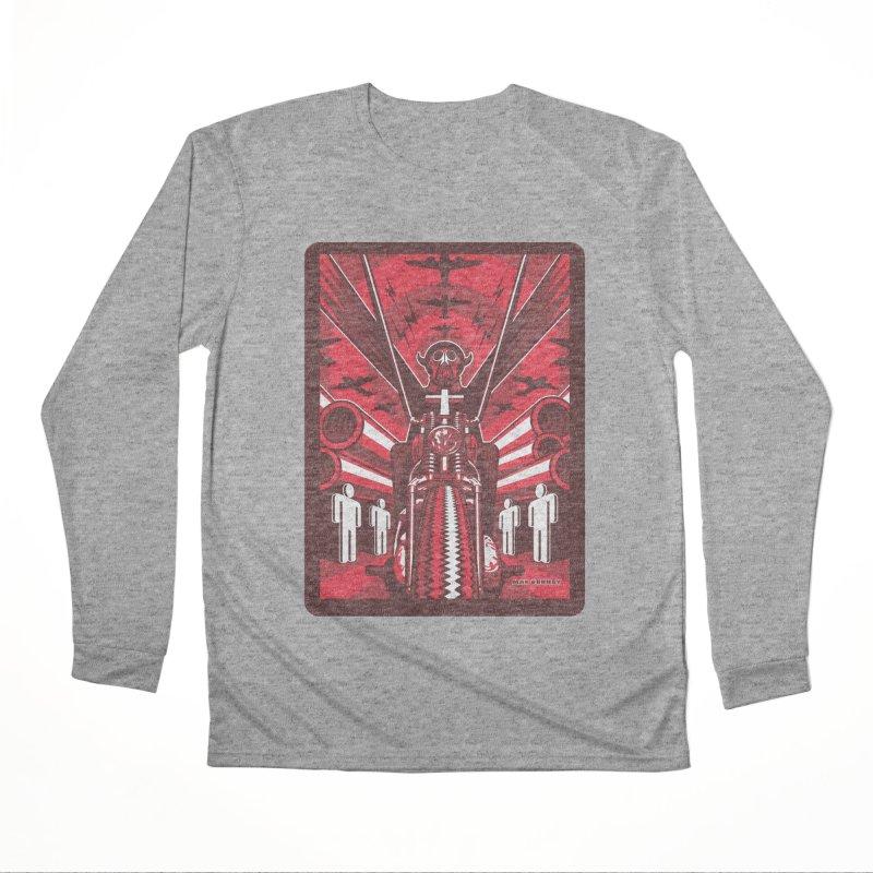HORSEMAN OF THE APOCALYPSE Women's Performance Unisex Longsleeve T-Shirt by Max Grundy Design's Artist Shop