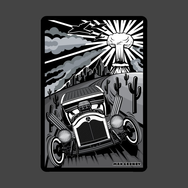 ESCAPE FROM L.A. (original version) Women's T-Shirt by Max Grundy Design's Artist Shop