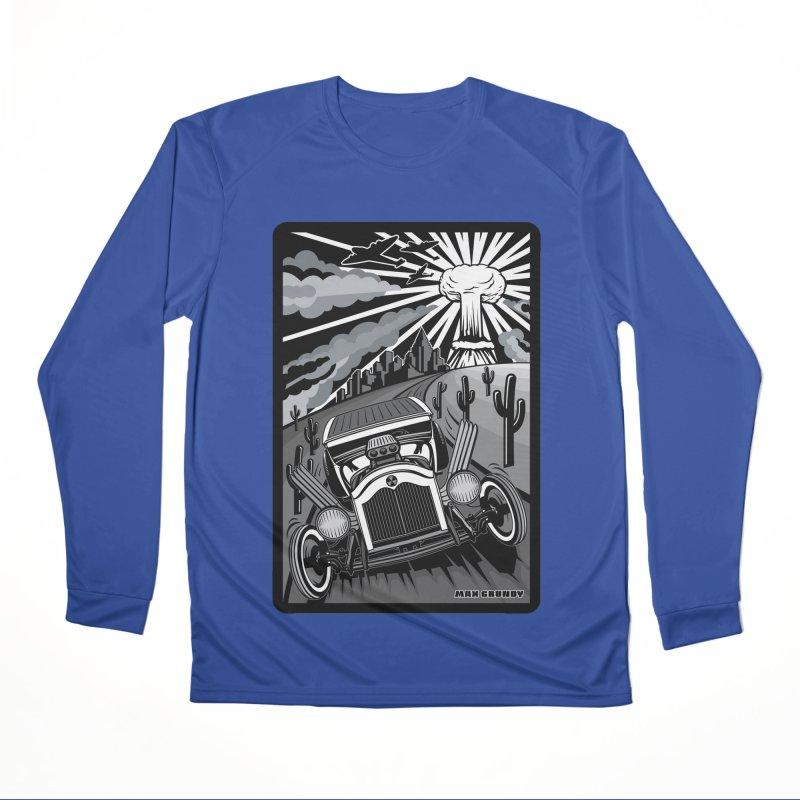 ESCAPE FROM L.A. (original version) Women's Performance Unisex Longsleeve T-Shirt by Max Grundy Design's Artist Shop