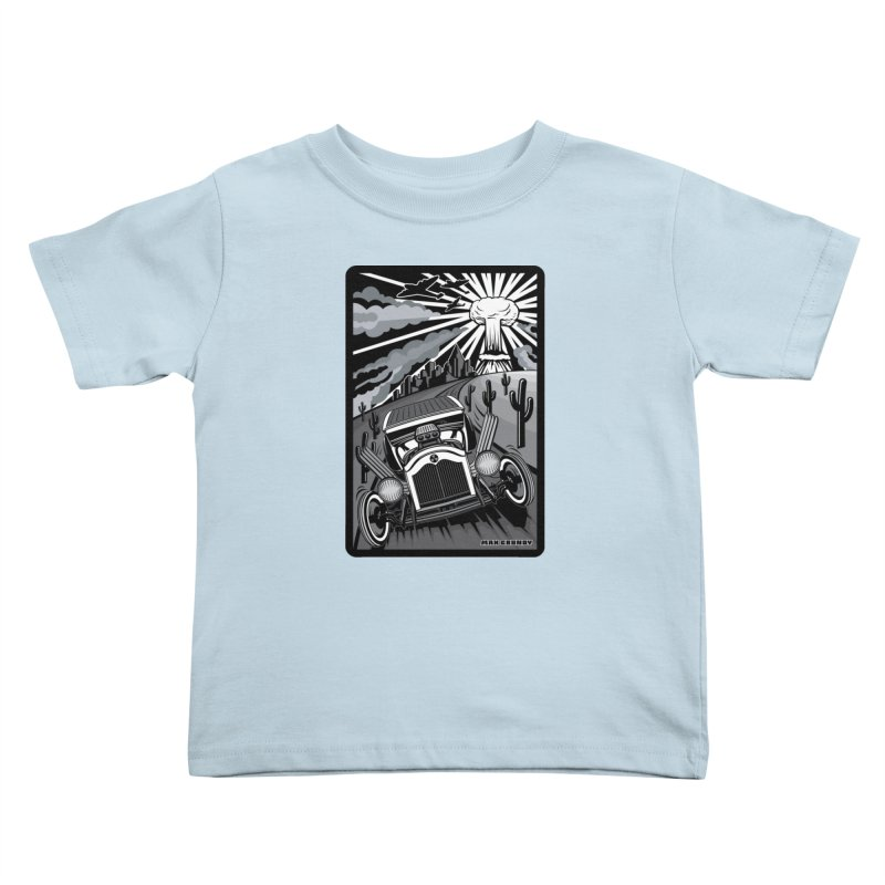 ESCAPE FROM L.A. (original version) Kids Toddler T-Shirt by Max Grundy Design's Artist Shop