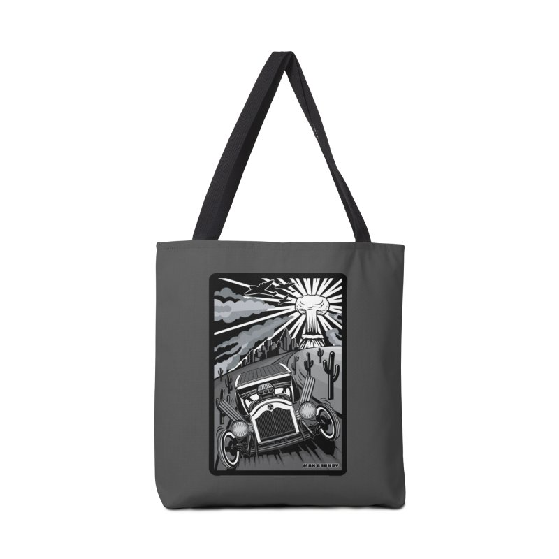 ESCAPE FROM L.A. (original version) Accessories Tote Bag Bag by Max Grundy Design's Artist Shop