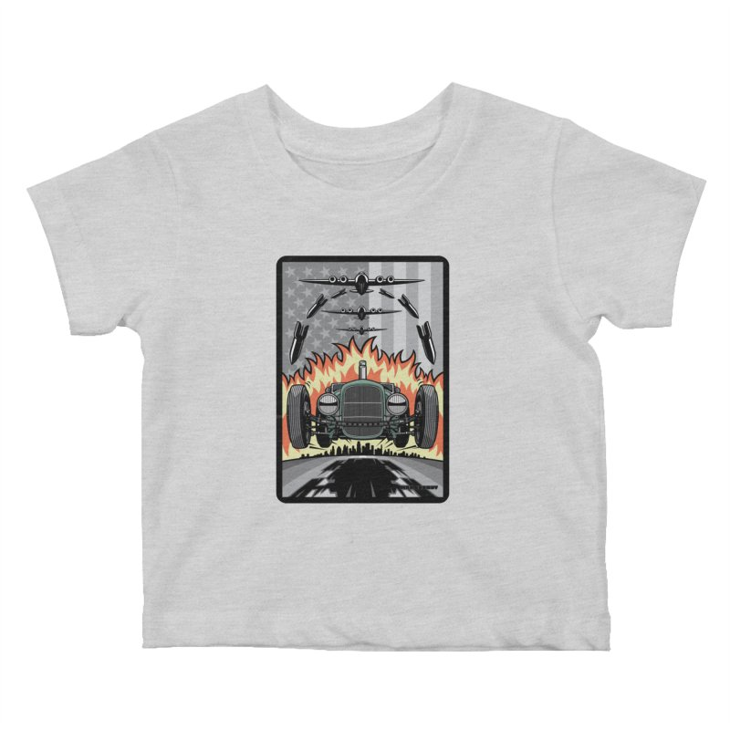 THE GREEN AGENDA (original version) Kids Baby T-Shirt by Max Grundy Design's Artist Shop