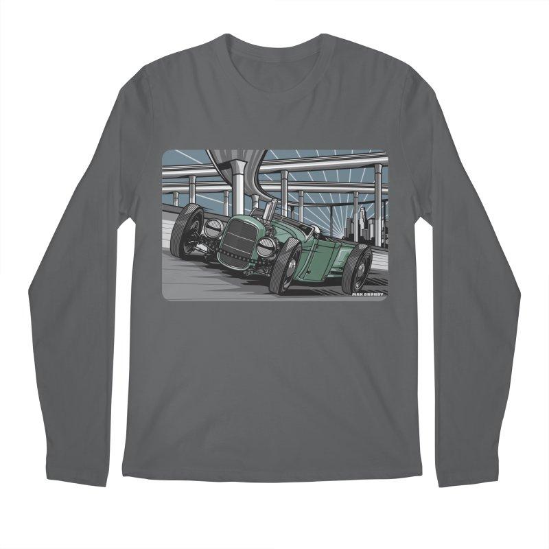UNDERPASS Men's Regular Longsleeve T-Shirt by Max Grundy Design's Artist Shop