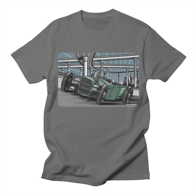 UNDERPASS Men's Regular T-Shirt by Max Grundy Design's Artist Shop
