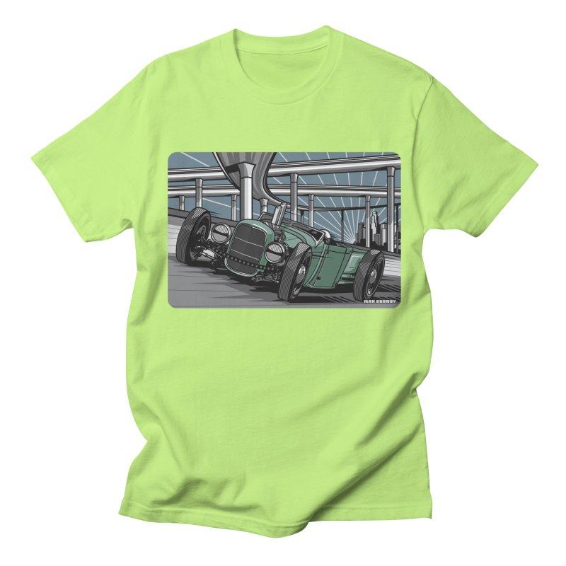UNDERPASS Women's Regular Unisex T-Shirt by Max Grundy Design's Artist Shop