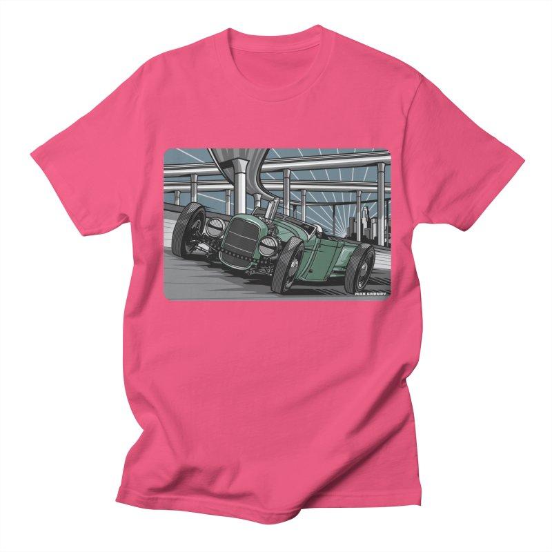 UNDERPASS Men's Regular T-Shirt by Max Grundy Design's Artist Shop