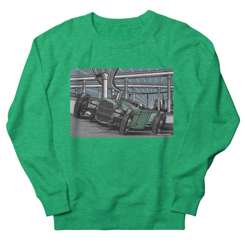 UNDERPASS Men's French Terry Sweatshirt by Max Grundy Design's Artist Shop