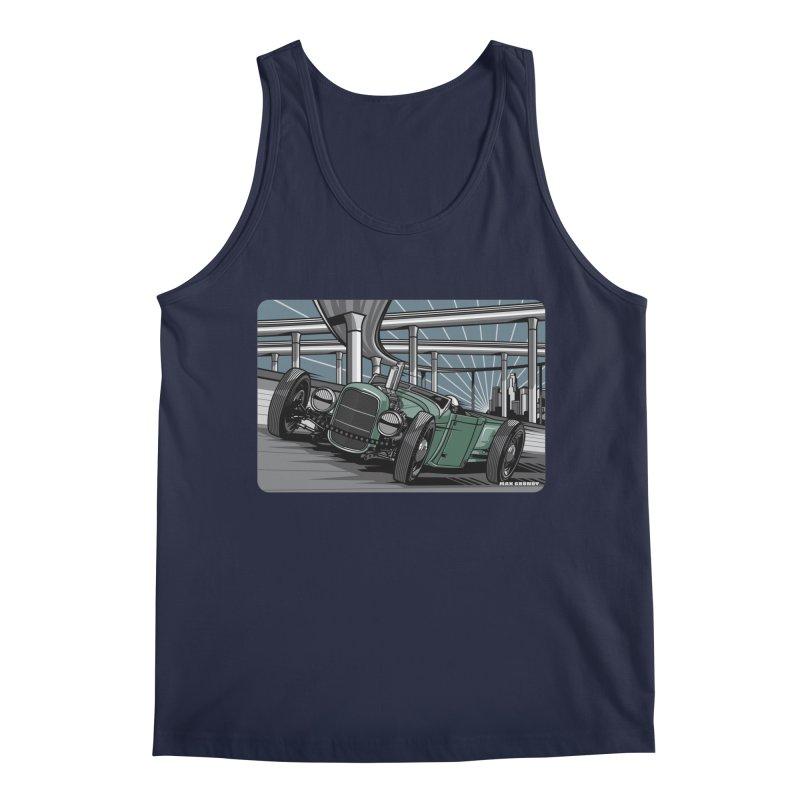 UNDERPASS Men's Regular Tank by Max Grundy Design's Artist Shop