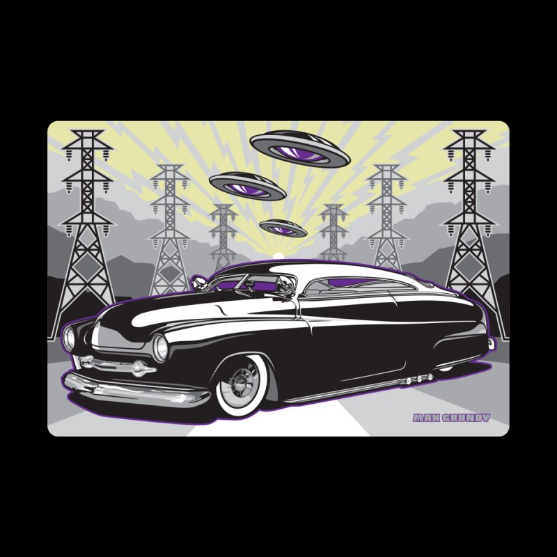 VIVA LAS WASTELAND Accessories Magnet by Max Grundy Design's Artist Shop