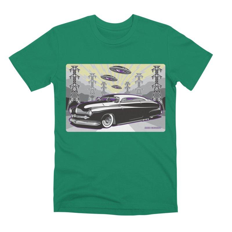 VIVA LAS WASTELAND Men's Premium T-Shirt by Max Grundy Design's Artist Shop