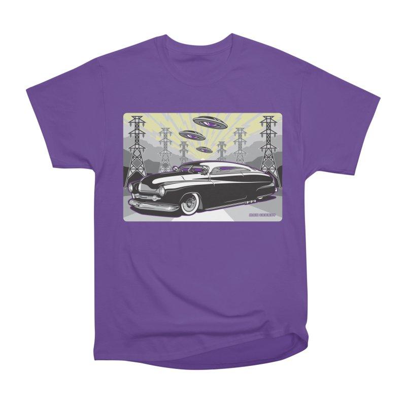 VIVA LAS WASTELAND Women's Heavyweight Unisex T-Shirt by Max Grundy Design's Artist Shop