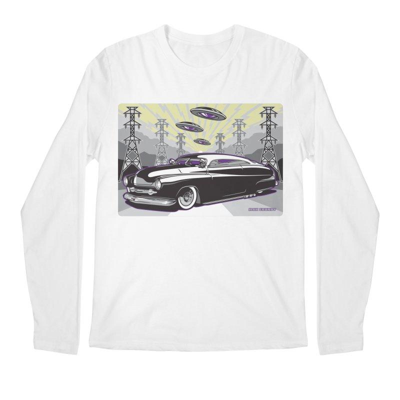 VIVA LAS WASTELAND Men's Regular Longsleeve T-Shirt by Max Grundy Design's Artist Shop
