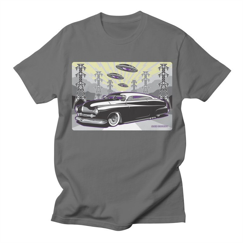 VIVA LAS WASTELAND Men's T-Shirt by Max Grundy Design's Artist Shop