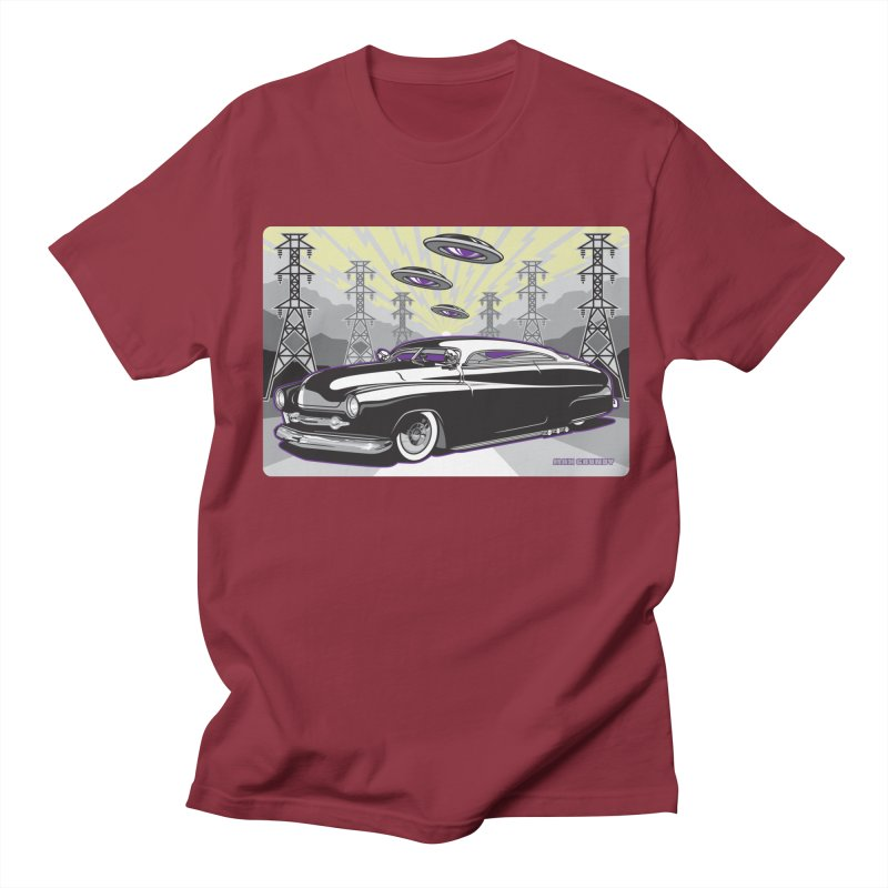 VIVA LAS WASTELAND Women's Regular Unisex T-Shirt by Max Grundy Design's Artist Shop