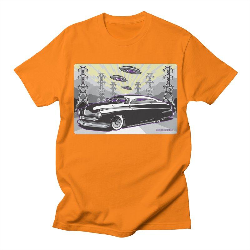 VIVA LAS WASTELAND Men's Regular T-Shirt by Max Grundy Design's Artist Shop