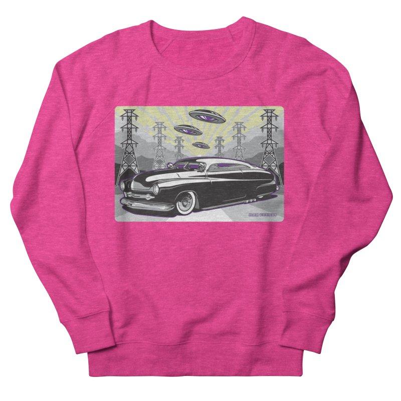 VIVA LAS WASTELAND Women's French Terry Sweatshirt by Max Grundy Design's Artist Shop