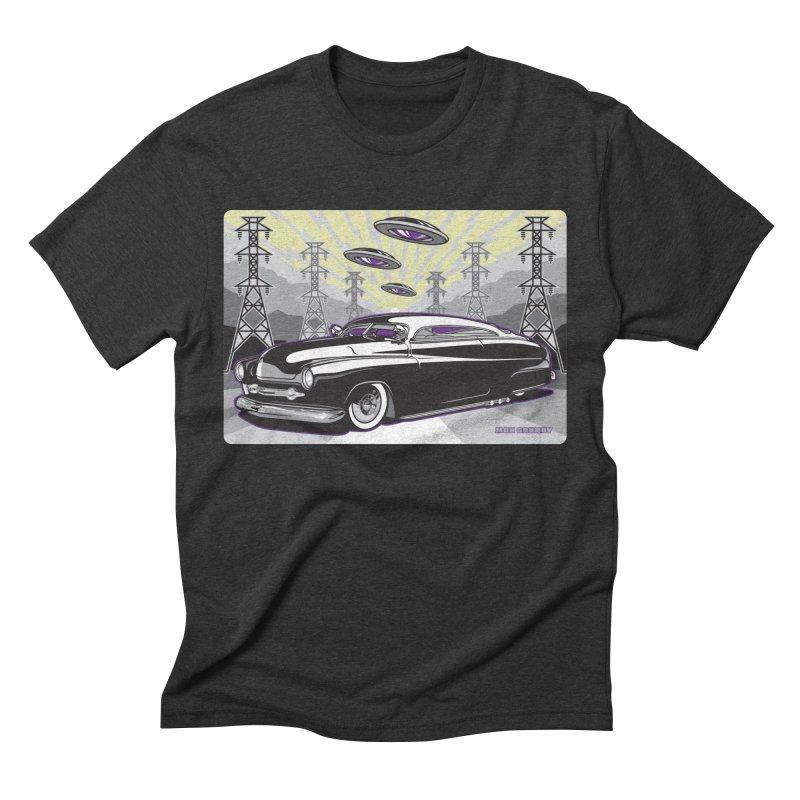 VIVA LAS WASTELAND Men's Triblend T-Shirt by Max Grundy Design's Artist Shop