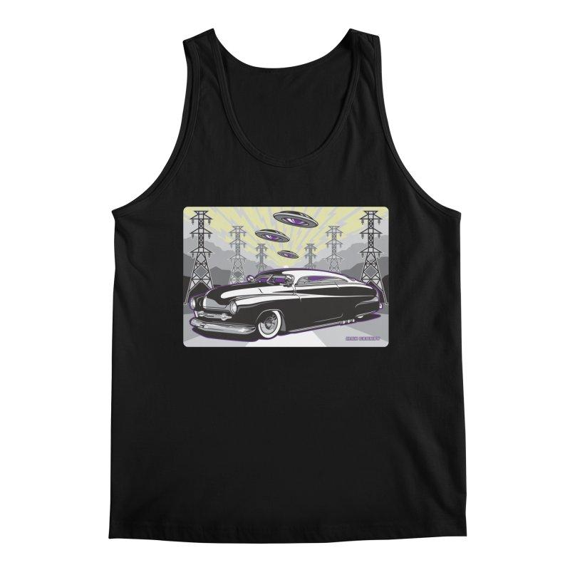 VIVA LAS WASTELAND Men's Regular Tank by Max Grundy Design's Artist Shop